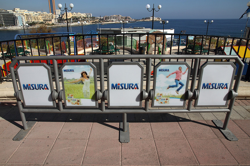MultiSit with MISURA advertisment